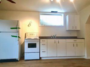 One bedroom plus den, One bath suite in Glenmore $1250