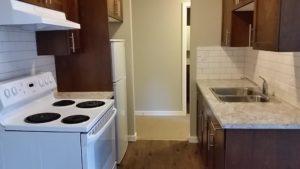 One bed One bath Rutland apartment $895