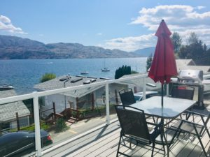 *Lake View 2 bed/2bath Furnished Peachland $1400