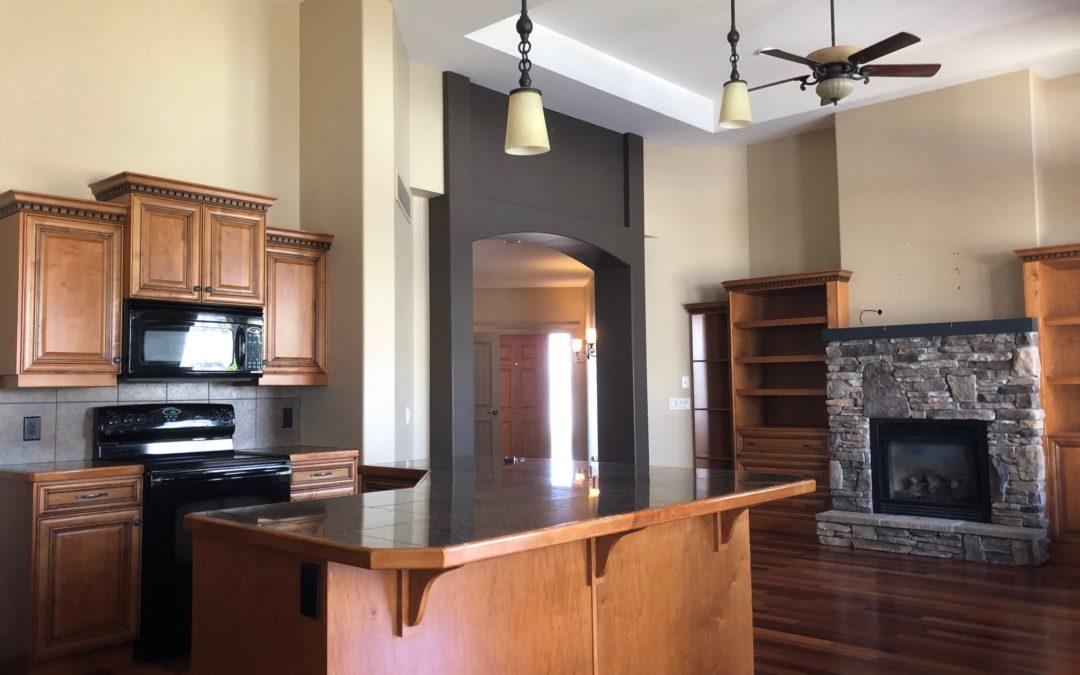 3 Bedroom, 2 Bath Rancher – Kettle Valley $2300