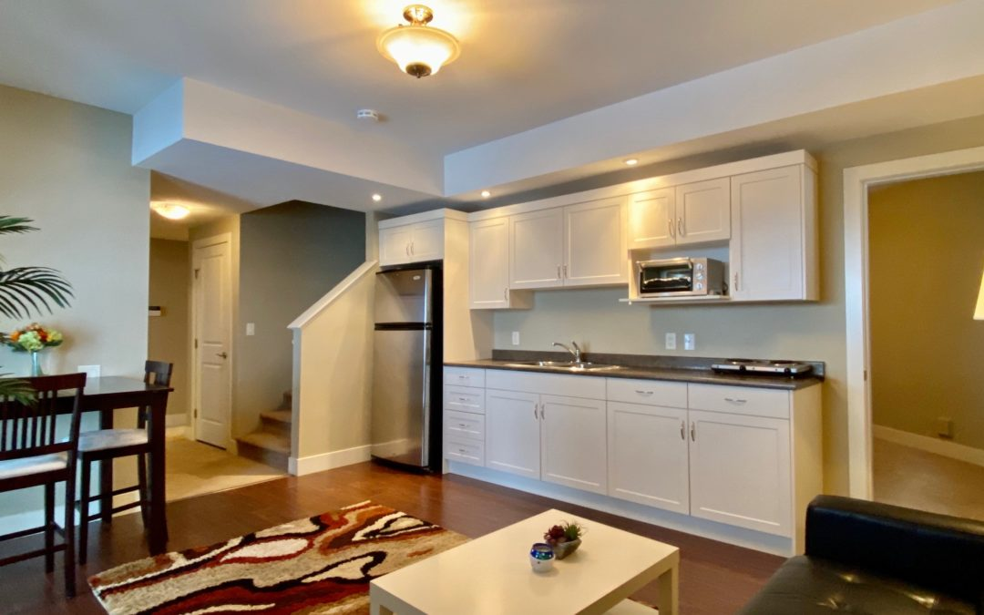 2 Bed 1 Bath suite, Dilworth Mtn, $1250, Now!