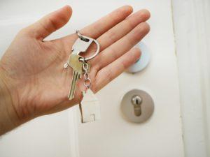 rental property keys